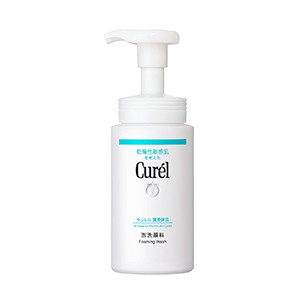 Curel-Foaming Wash-1