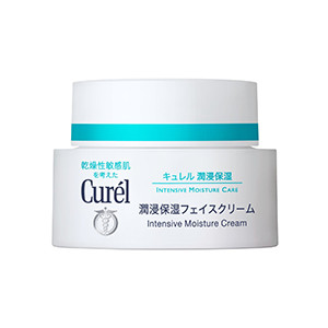 Curel - Intensive Moisture Cream -1