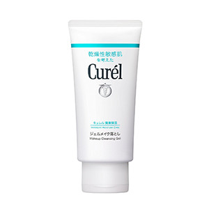 Curel Makeup Cleanising Gel-1