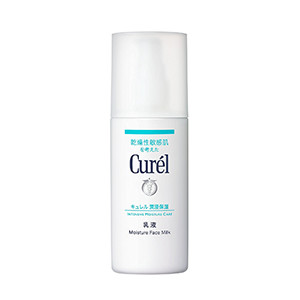 Curel-Moisture Face Milk-1