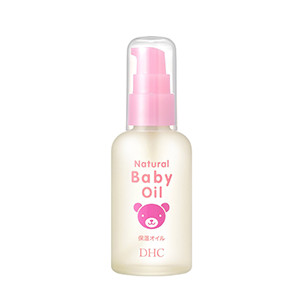 DHC Natural Baby Oil